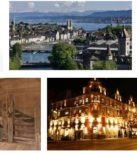 Städtereisen sind in der Schweiz lohnenswert